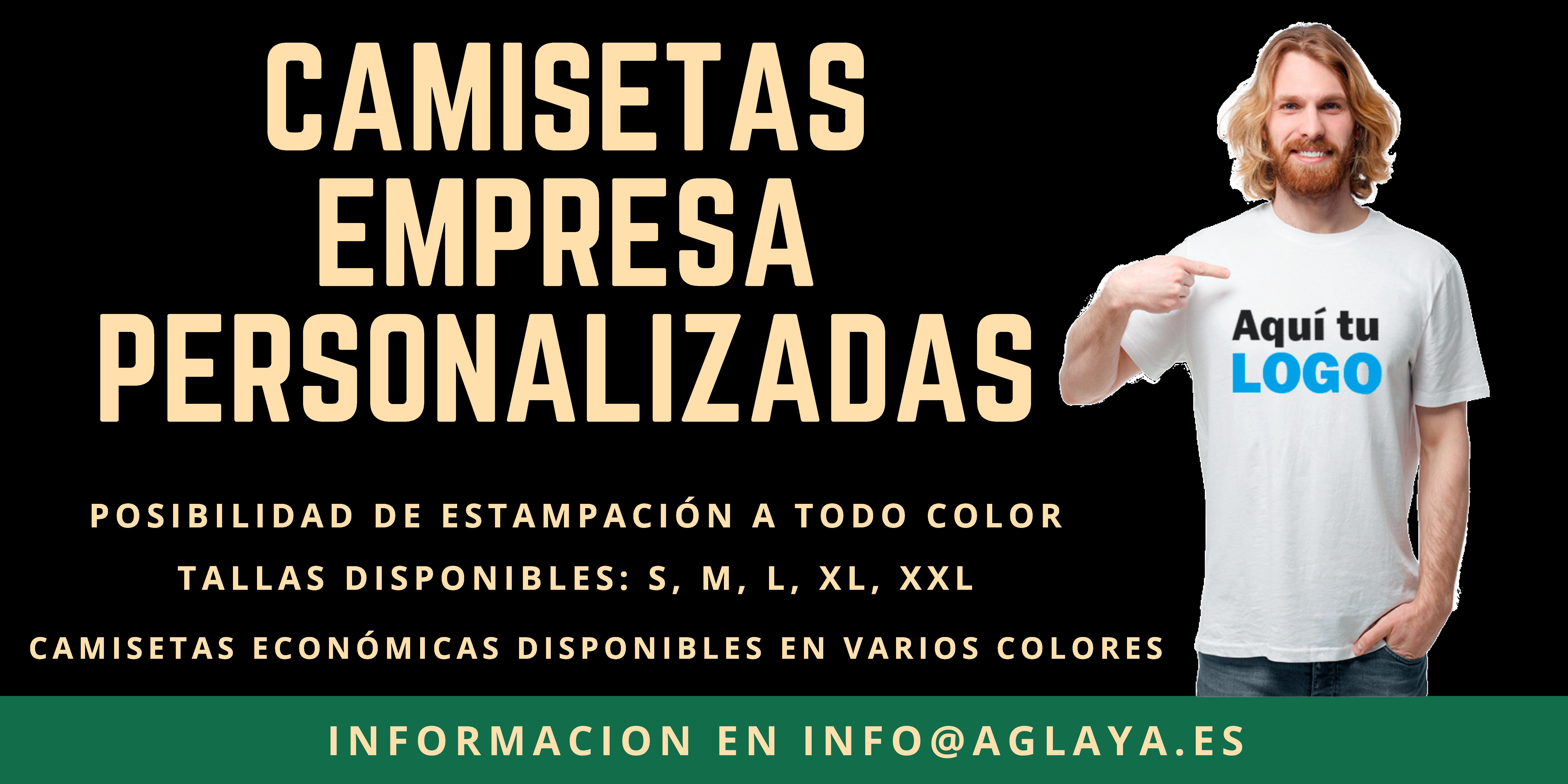 Informacion en INFO@AGLAYA.ES